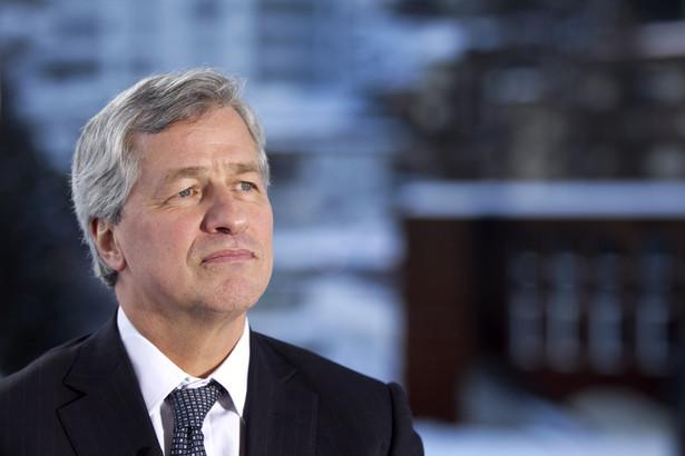 James Dimon, prezes JPMorgan Chase.