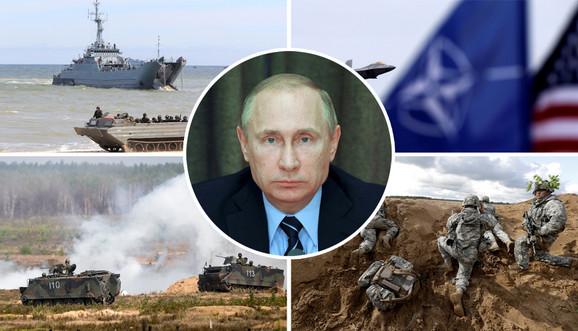 NATO i Putin