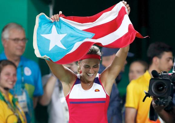Sa zastavom Portorika