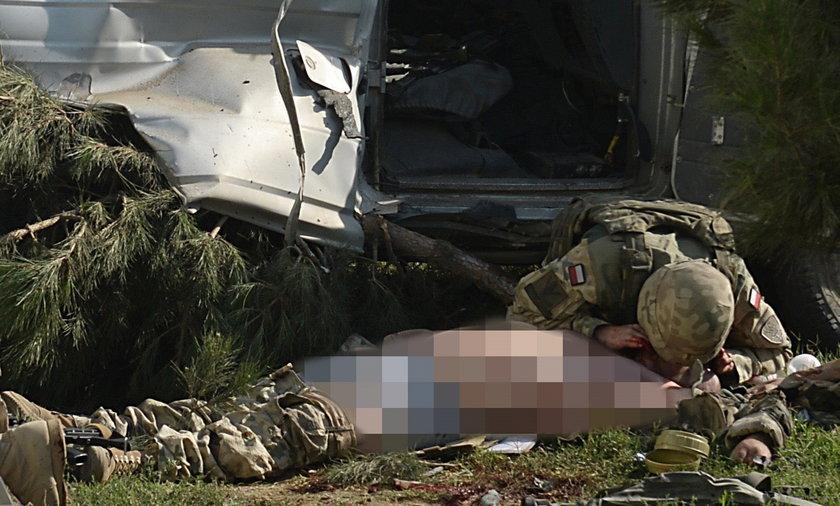 Polski żołnierz zginął w zamachu w Afganistanie