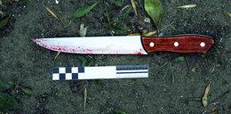 Zadźgała kolegę nożem