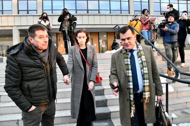 Milena Radulović Palata pravde sud