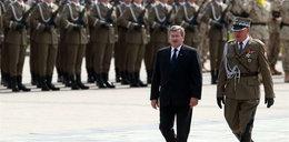 Prezydent ostro o armii podczas jej święta