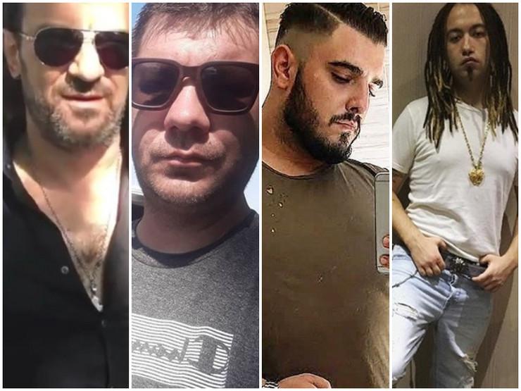 Aca Lukas, Ivan Marinković, Rasta, Darko Lazić