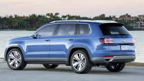 Znamy nazwę nowego SUV-a Volkswagena