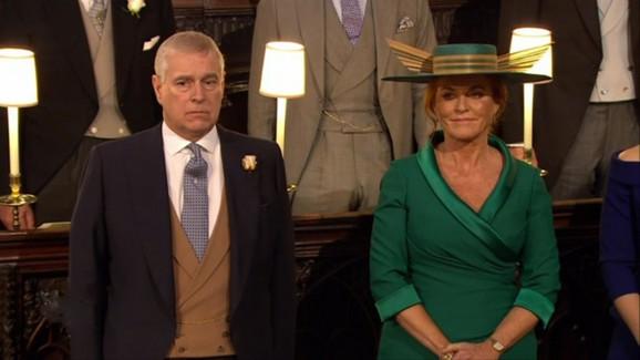 Princ Endru i Sara Ferguson