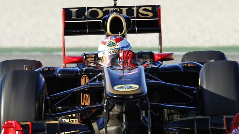 Renault ma świetny bolid. Oto dowód!