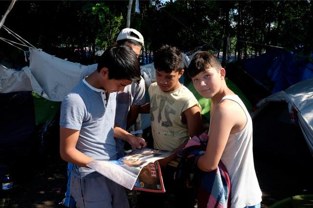 Oko 2.000 dece migranata u Srbiji je školskog uzrasta