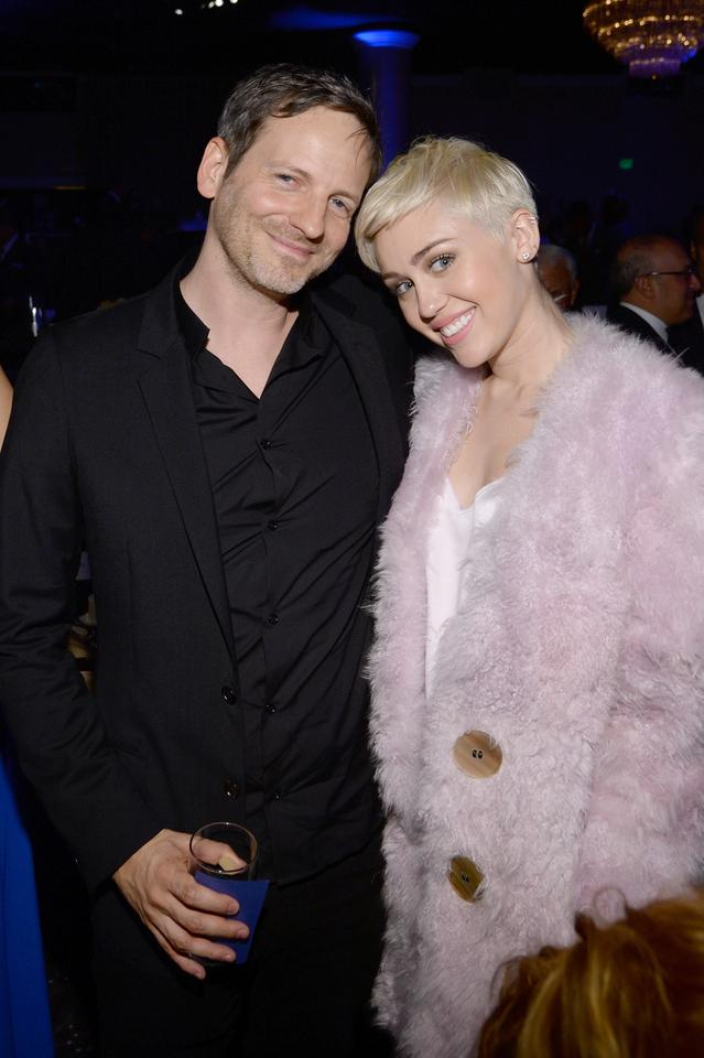 Dr Luke i Miley Cyrus