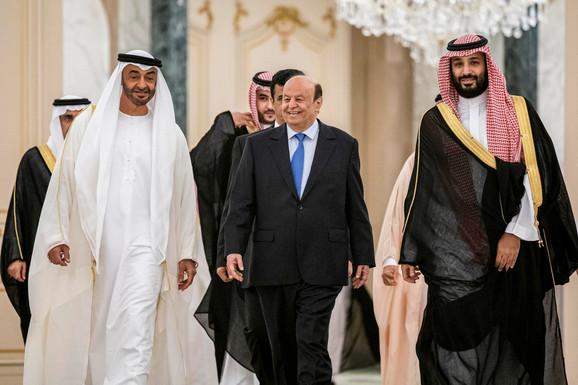 Ujedinio ih politički Islam - Bin Zajed i Bin Salman