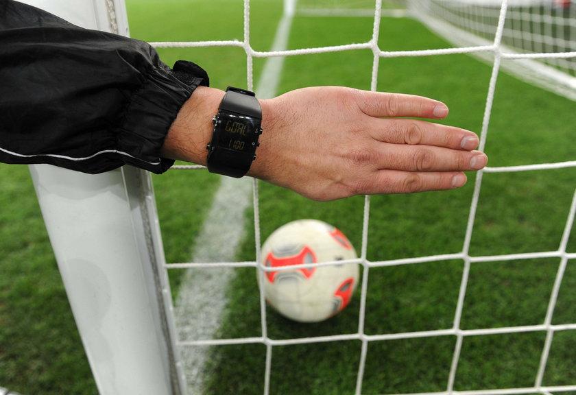 Mundial z technologią goal-line
