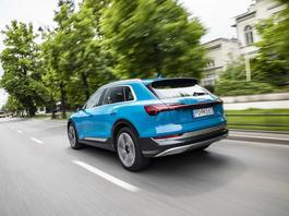 Audi e-tron – do elektryka trzeba się przyzwyczajać