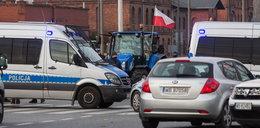 Kapusta na skrzyżowaniu. Rolnicy protestują w Warszawie