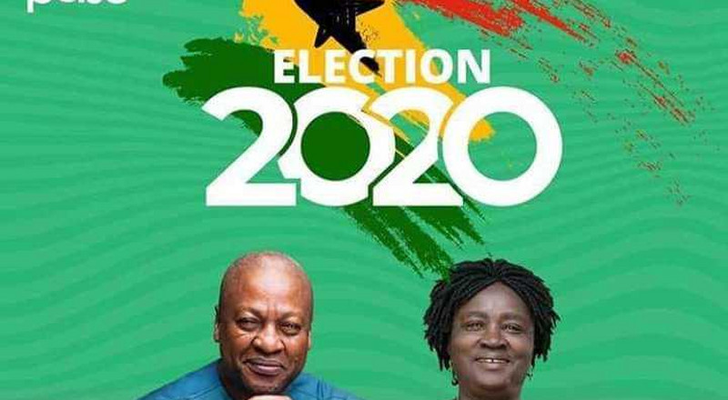 The time is right to have a female Vice President – Mahama
