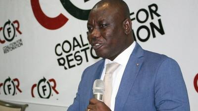 Isaac Adongo got his math, finance wrong on Databank, Black Star firms – MoF