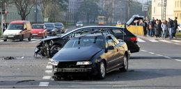 Znów wypadek na Zielonej