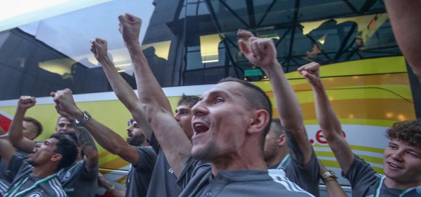 Legia zagra z Dinamem w eliminacjach do Ligi Mistrzów. Wyzwanie dla silniejszego