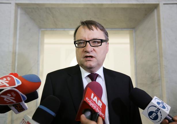 Marek Biernacki PAP/Paweł Supernak