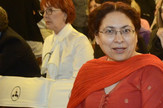 Među zvanicama su bili i ambasadorka Indije Narinder Čauhan, kao i šefica pregovaračkog tima Srbije sa EU Tanja Miščević