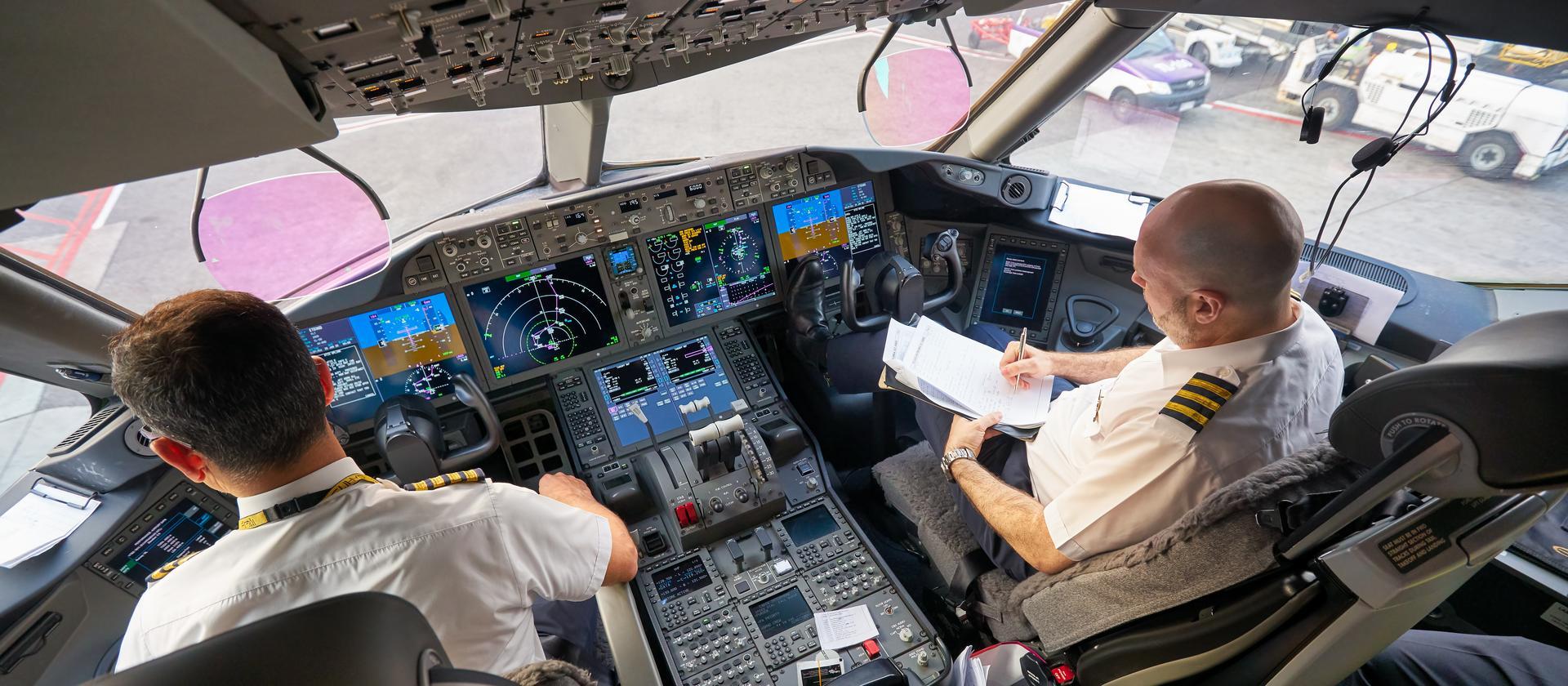 Co piąty lot na świecie wykorzystuje mapy z Gdańska. Tworzą je Polacy pod szyldem Boeinga