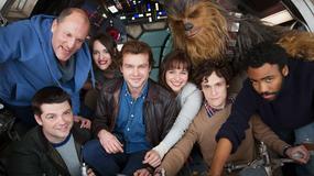Ekipa filmu o Hanie Solo na pierwszym zdjęciu z planu