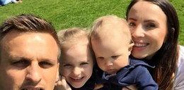 Sławomir Peszko pokazał swoją rodzinę! ZOBACZ