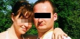 Bydlak skatował własną córkę, bo żona chciała od niego odejść