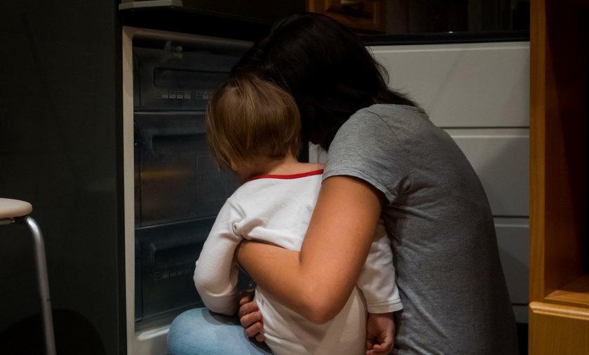 Zamrażarka uratowała życie mojemu dziecku
