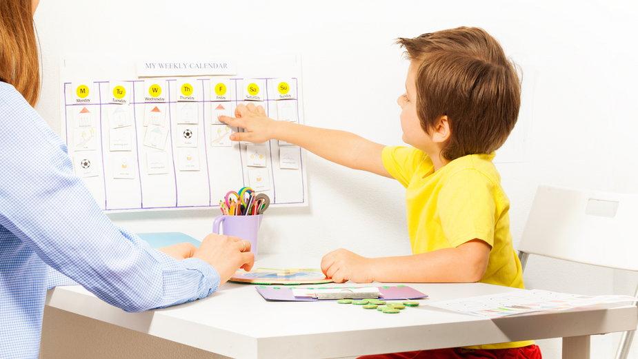 Wspólne planowanie z dzieckiem