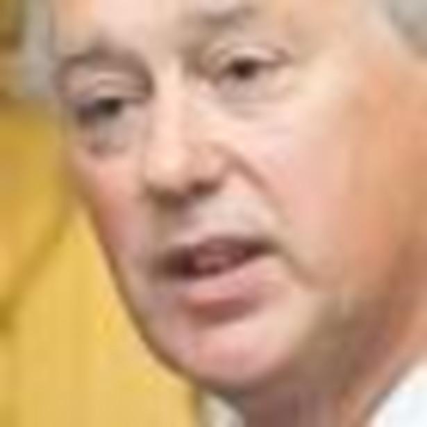 Stephen Gomersall, dyrektor Hitachi w Europie od 2004 r. Większość zawodowego życia spędził w dyplomacji, był m.in. ambasadorem Wielkiej Brytanii w Japonii, za zasługi uhonorowany brytyjskim tytułem szlacheckim Fot. Wojciech Górski