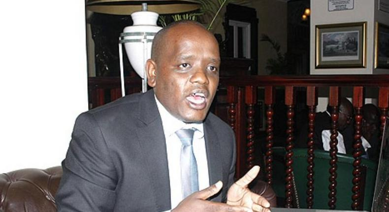 Dennis Itumbi's first message minutes after Jacque Maribe's release