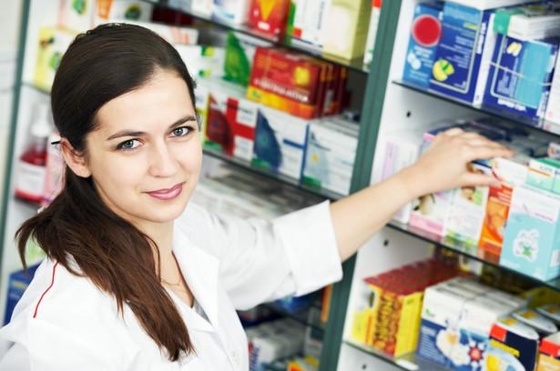 W ujęciu ilościowym spadek sprzedaży leków na receptę wyniósł 13%.