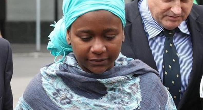 Former KTN TV anchor Esther Arunga