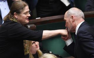 Krystyna Pawłowicz opuszcza sejm i odchodzi z polityki