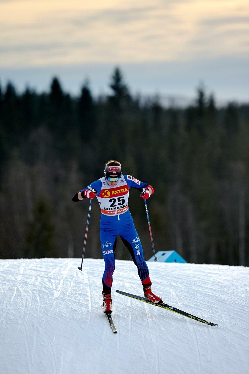PŚ w Otepaeae: Justyna Kowalczyk blisko podium. Dominacja Bjoergen