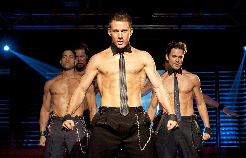 """Magic Mike"" - kadr z filmu"