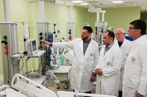 Makedonski ministar zdravlja obišao povređene putnike iz AUTOBUSA SMRTI