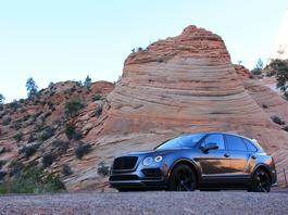 Bentley Bentayga W12 - sport i komfort w najwyższej dawce