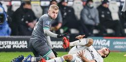 Piłkarz Lechii zawieszony za brutalny faul na Kapustce