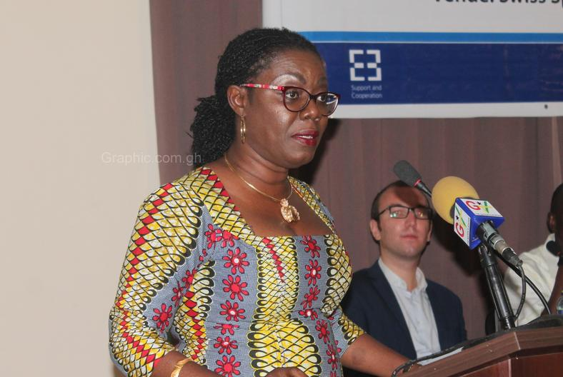 Ursula Owusu, Minister of Communications