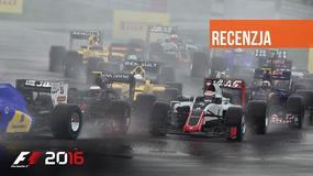 F1 2016 - recenzja. Codemasters wraca do gry