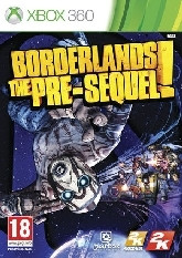 Okładka: Borderlands: The Pre-Sequel
