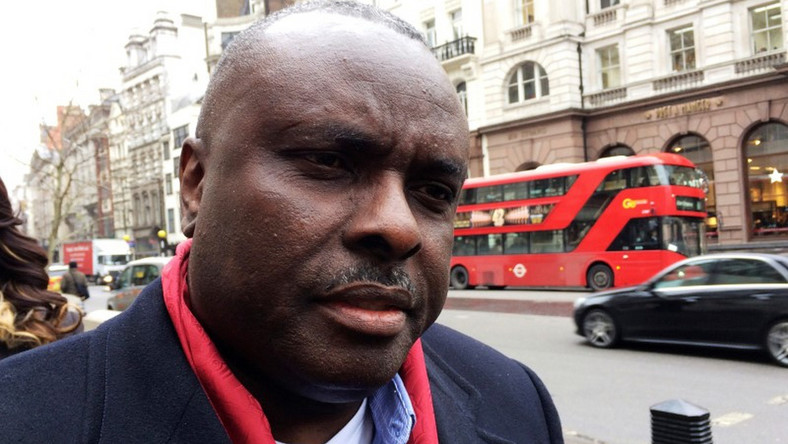 Ibori was sentenced and served jail time in the UK for stealing Nigeria's money (Reuters)