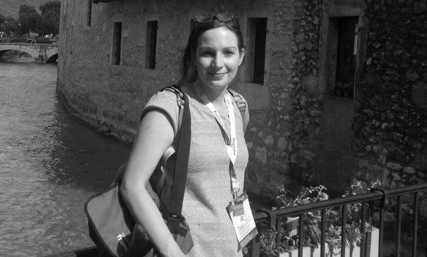 Zmarła 33-letnia producentka filmowa.