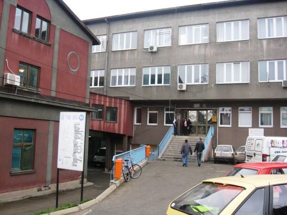 Opšta bolnica u Boru