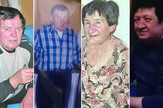 Ubica Božidar Dačić, šurak Pavle Živković, supruga Rada Dačić i sin Miroslav Dačić