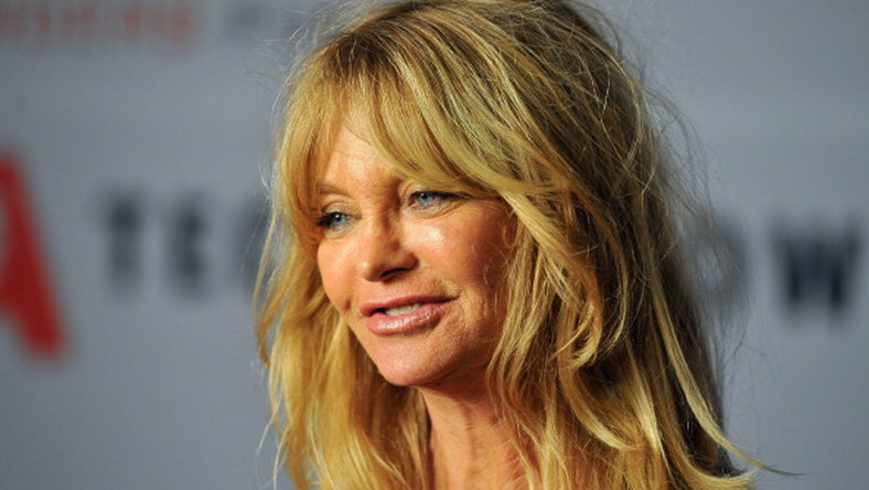 Goldie Hawn (fot. Getty Images)