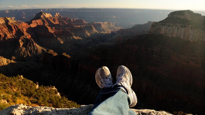 Widok na Wielki Kanion