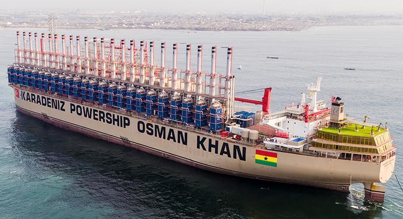 Karpowership Ghana