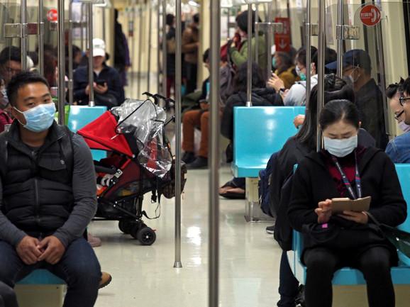 Maske su u Kini obavne